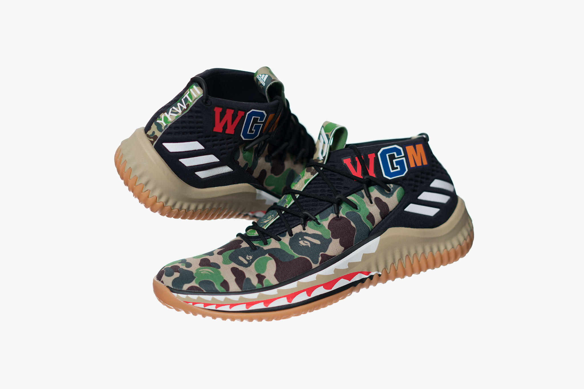huge discount eed9e 56fd1 adidas Consortium x BAPE DAME4  Now Available In-stores  HAV