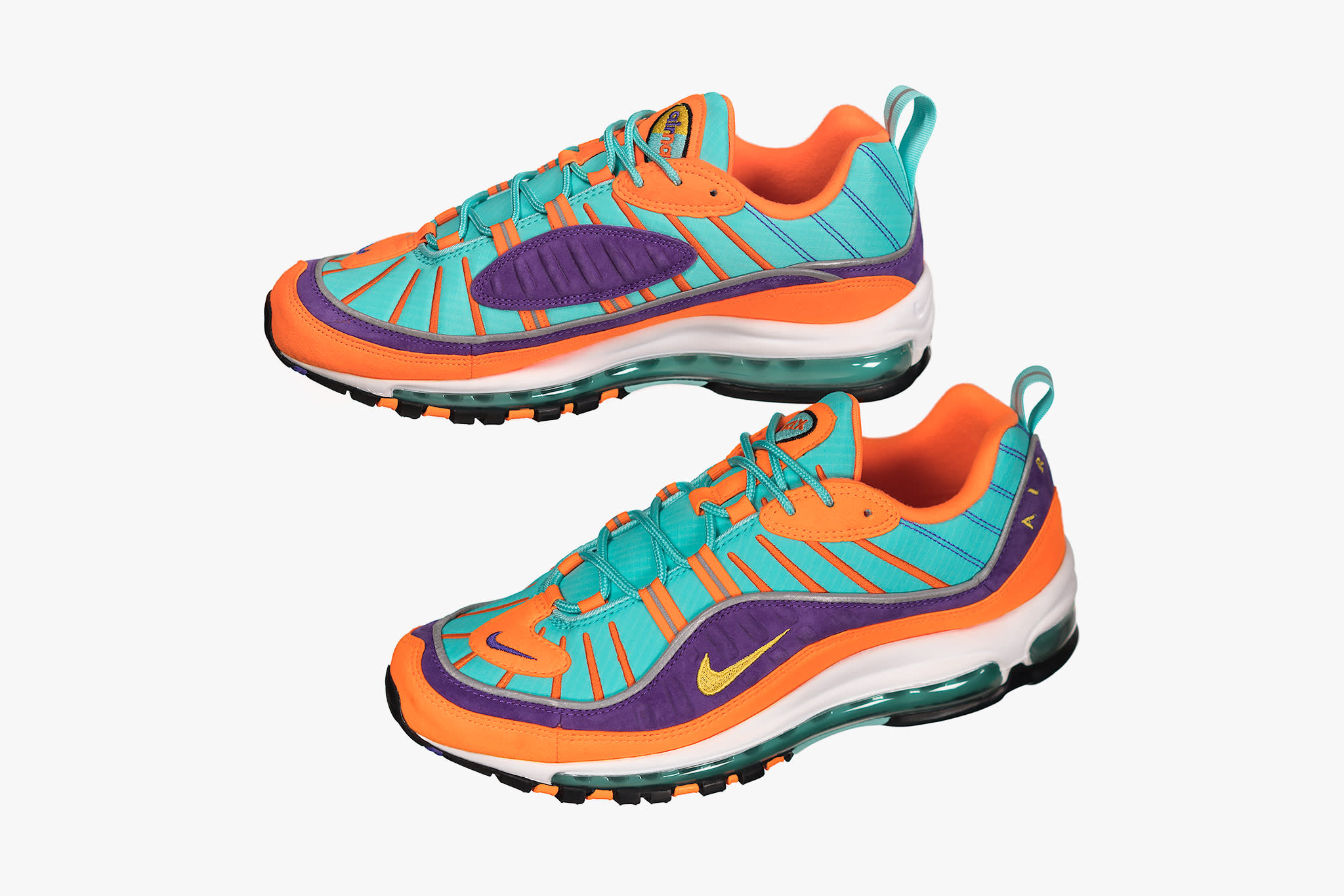 7344f4c7024661 SOLD OUT  Nike Air Max 98 QS