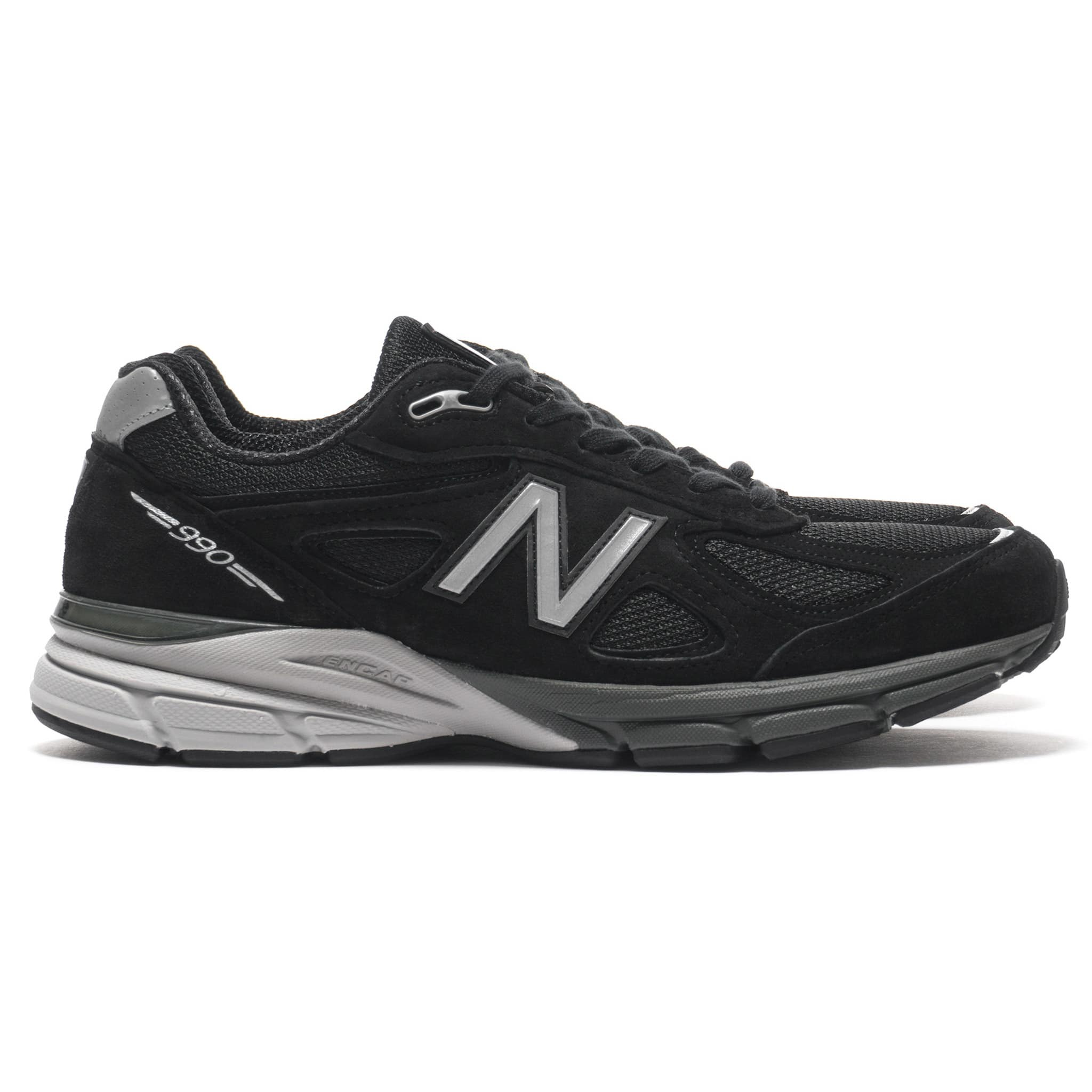 los angeles 8c25f cb580 New Balance M990 V4 Arrives in Two Black Colourways   HAVEN