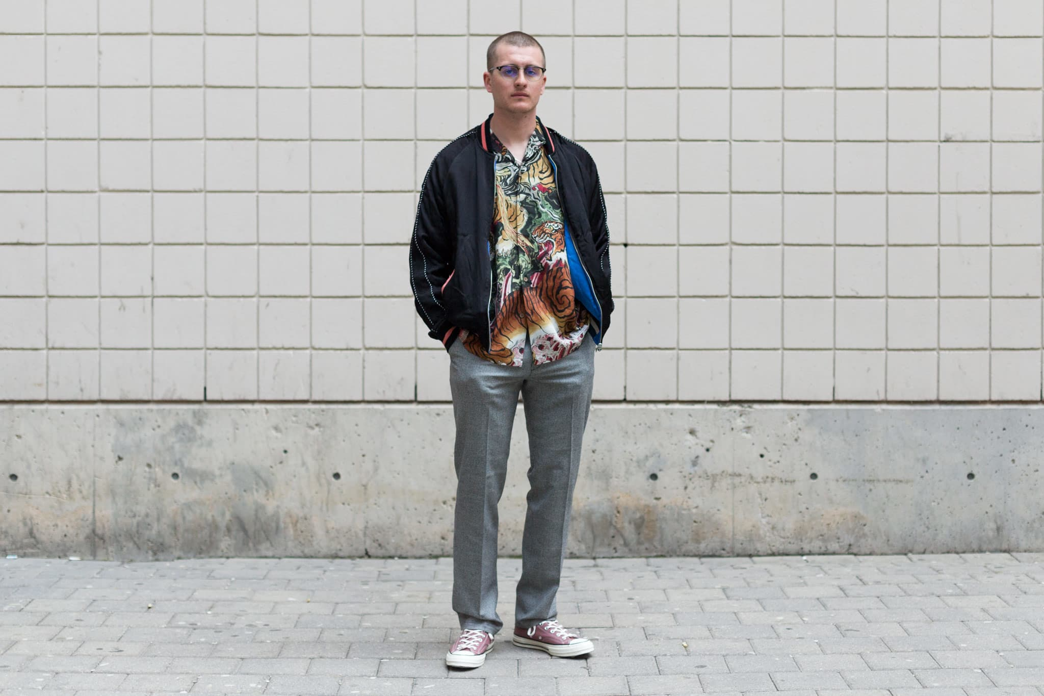 lookbook converse homme