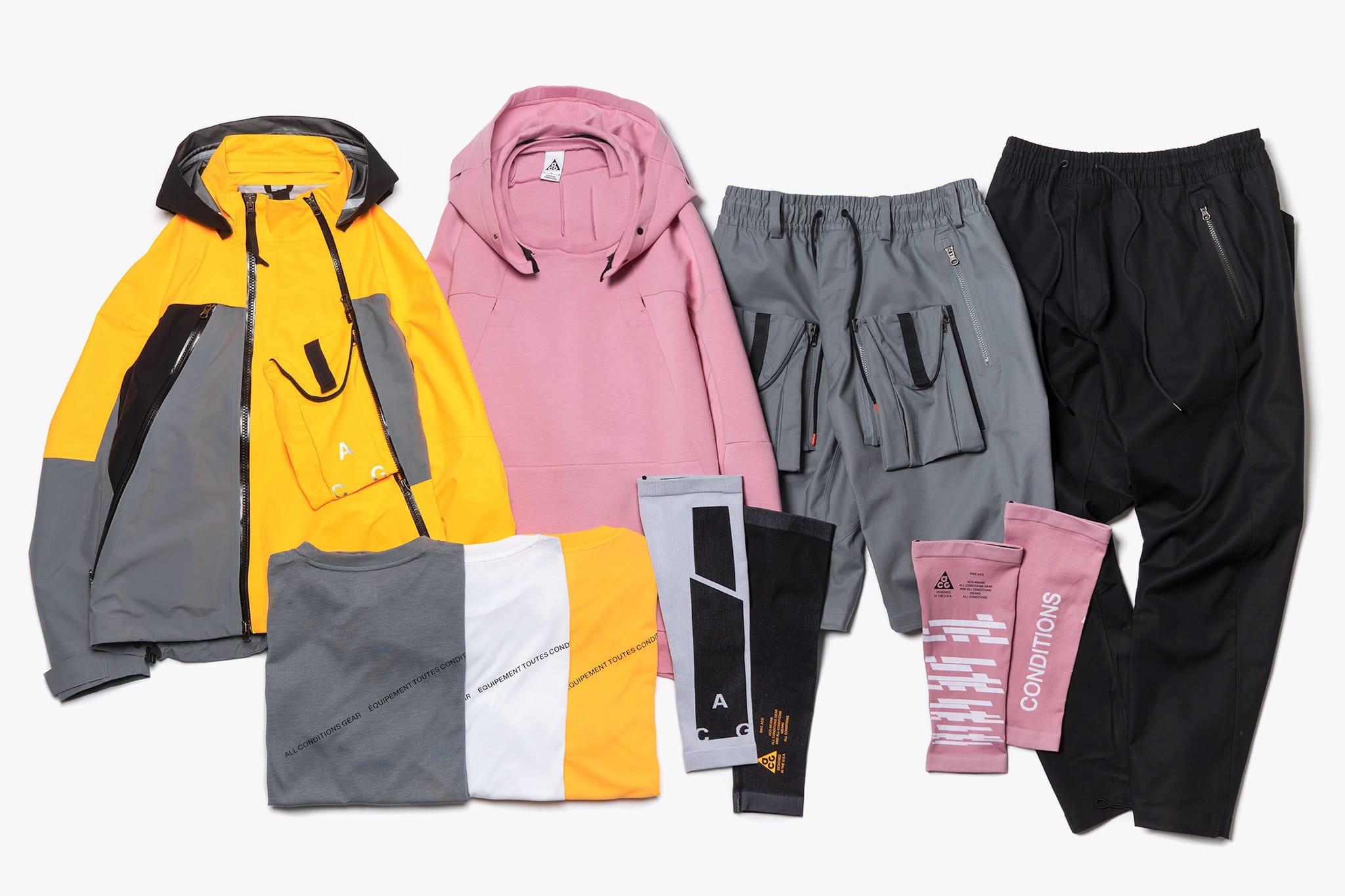 NikeLab ACG SS18 Collection  8dd4baffa797