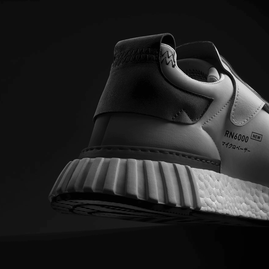 f5e302e28 Essentially a combination of the  80s micropacer trainer and NMD lifestyle  sneaker