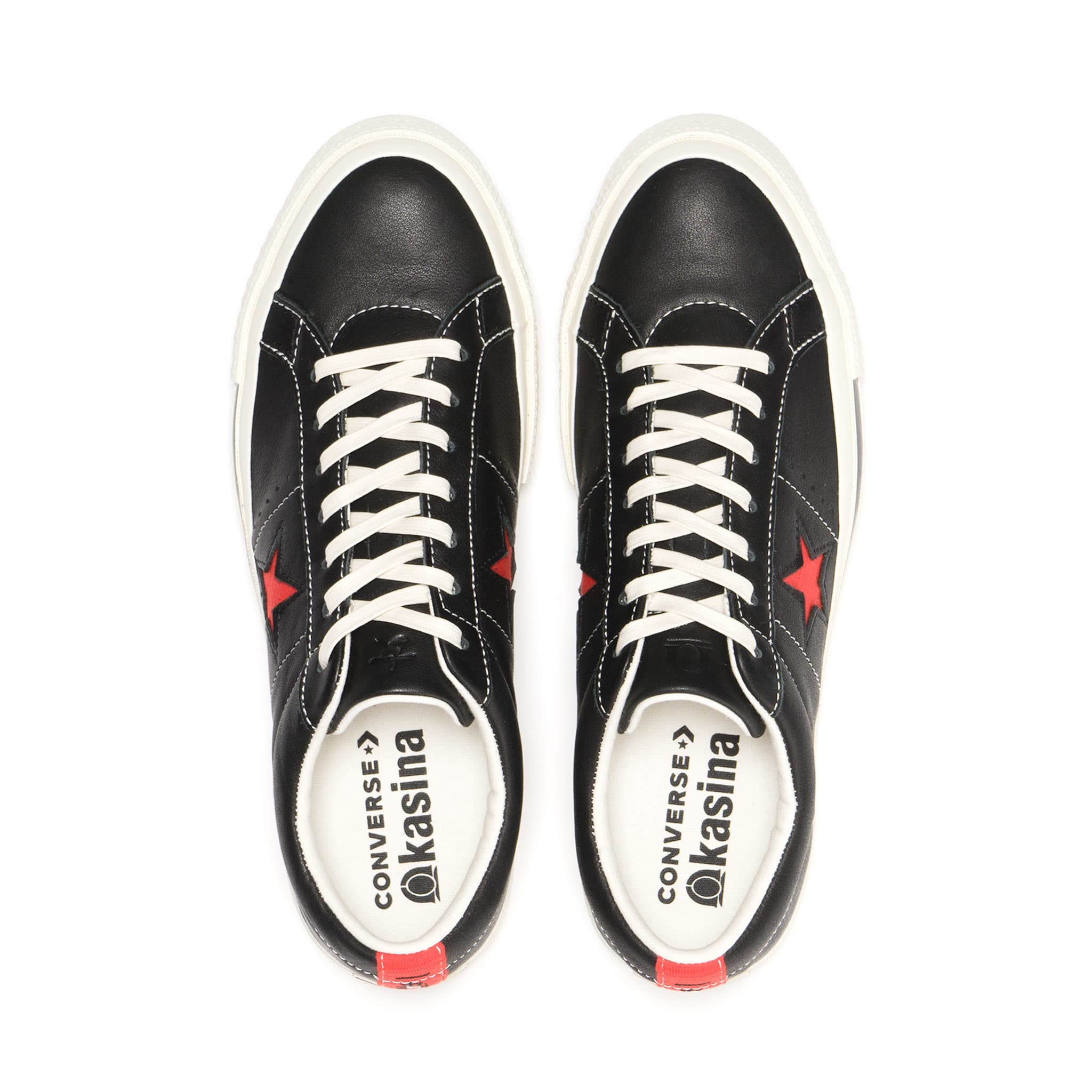 27f2c45d42b961 Kasina Seoul taps Converse for a special collaborative capsule to celebrate  its 20th anniversary. Opting to customize the One Star low and CT1970 ox