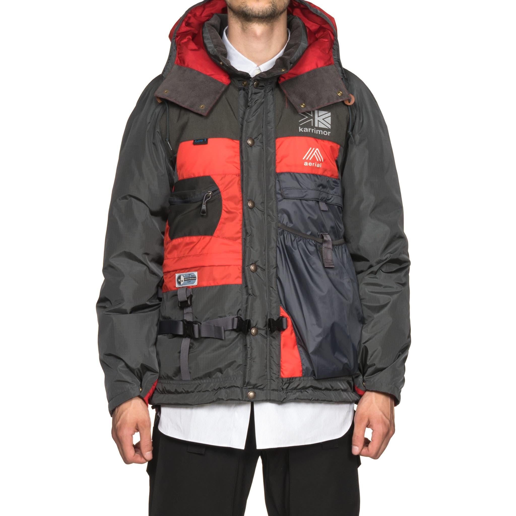 252908cead Junya Watanabe MAN caused a stir when he debuted his SS18 collection  featuring jackets intricately made from deconstructed hiking backpacks. For  FW18