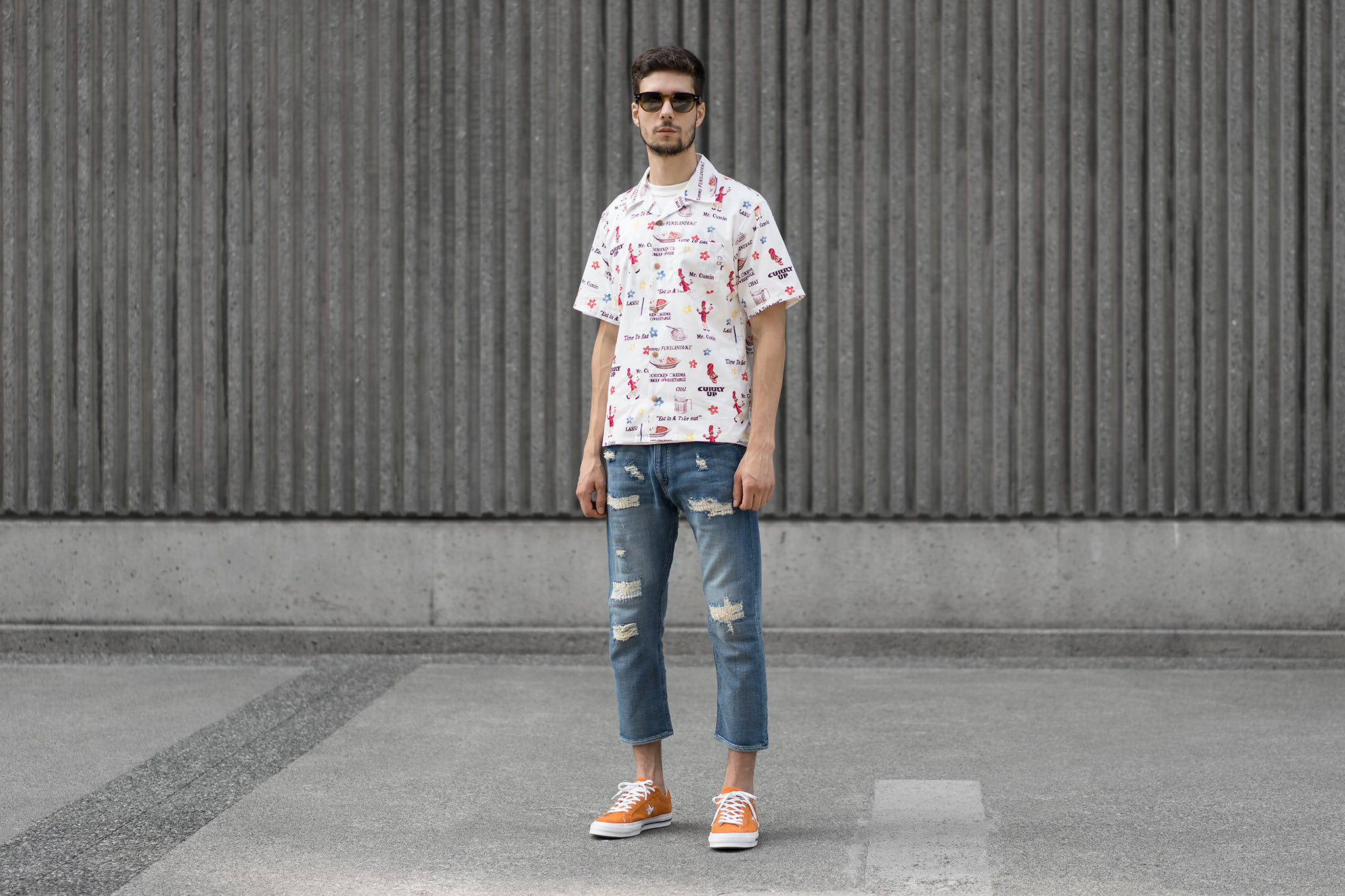HAVEN Lookbook, Human Made, Converse, Shady Characters