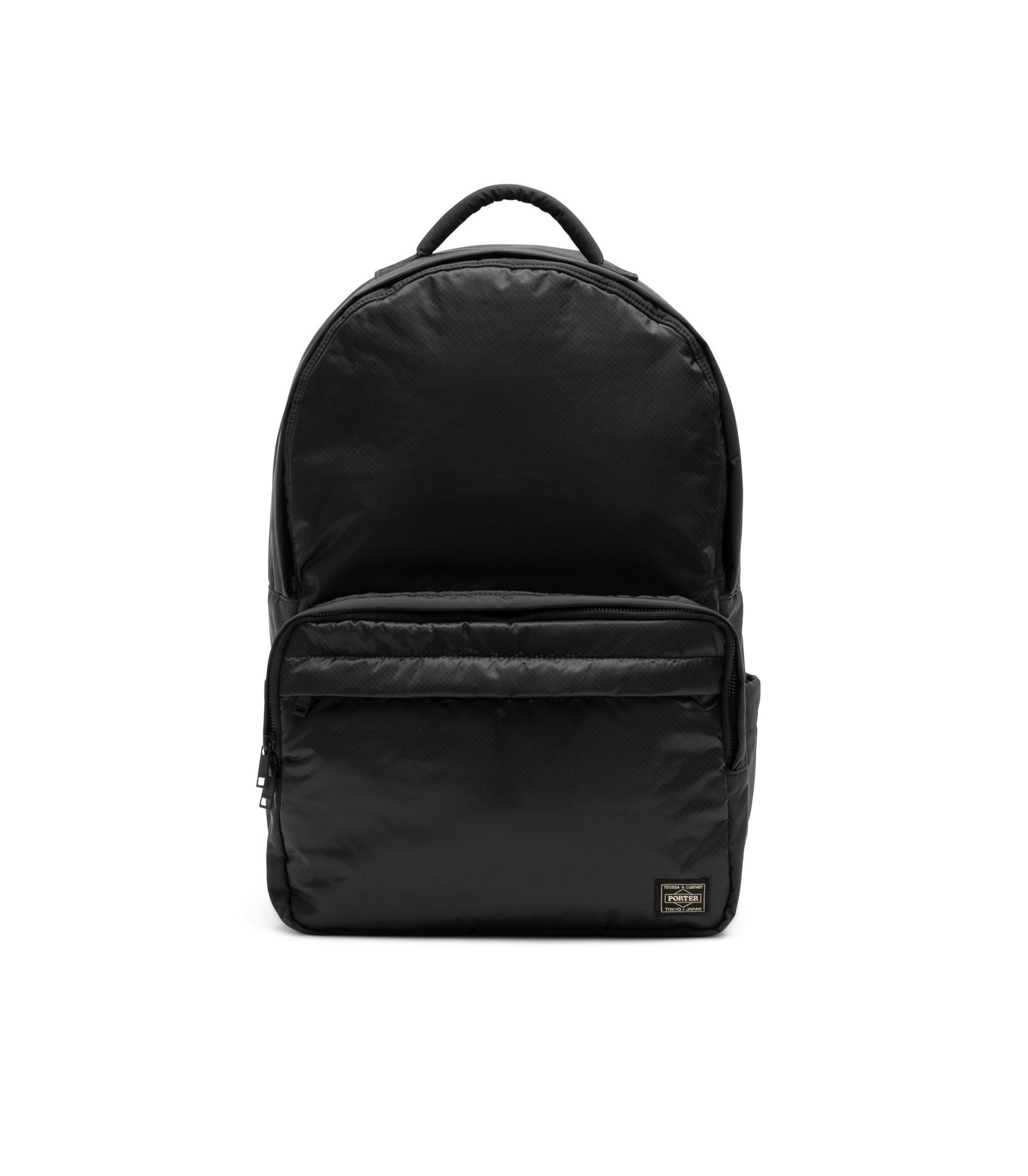 wings + horns x Yoshida Porter Day Pack Black Front Fall   Winter 2018 2a913deb3cefa