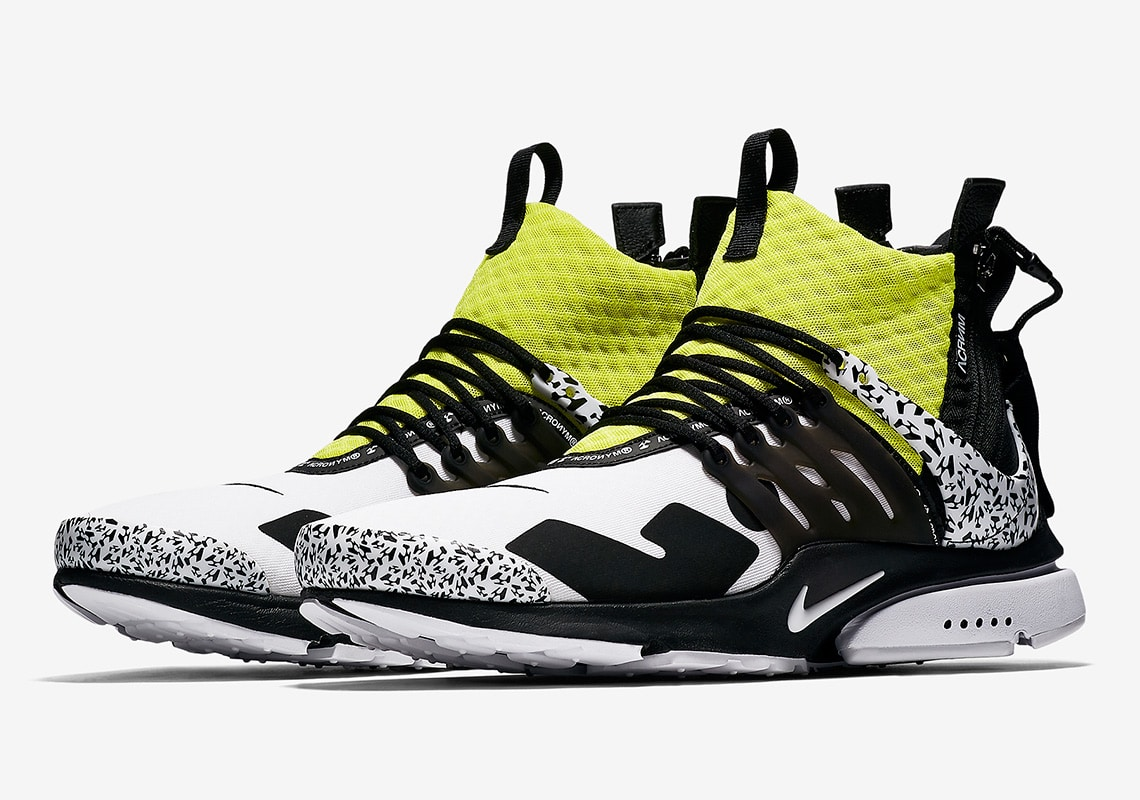 outlet store fce0f 7d0f8 ACRONYM® x Nike Air Presto   2018 Pack   HAVEN
