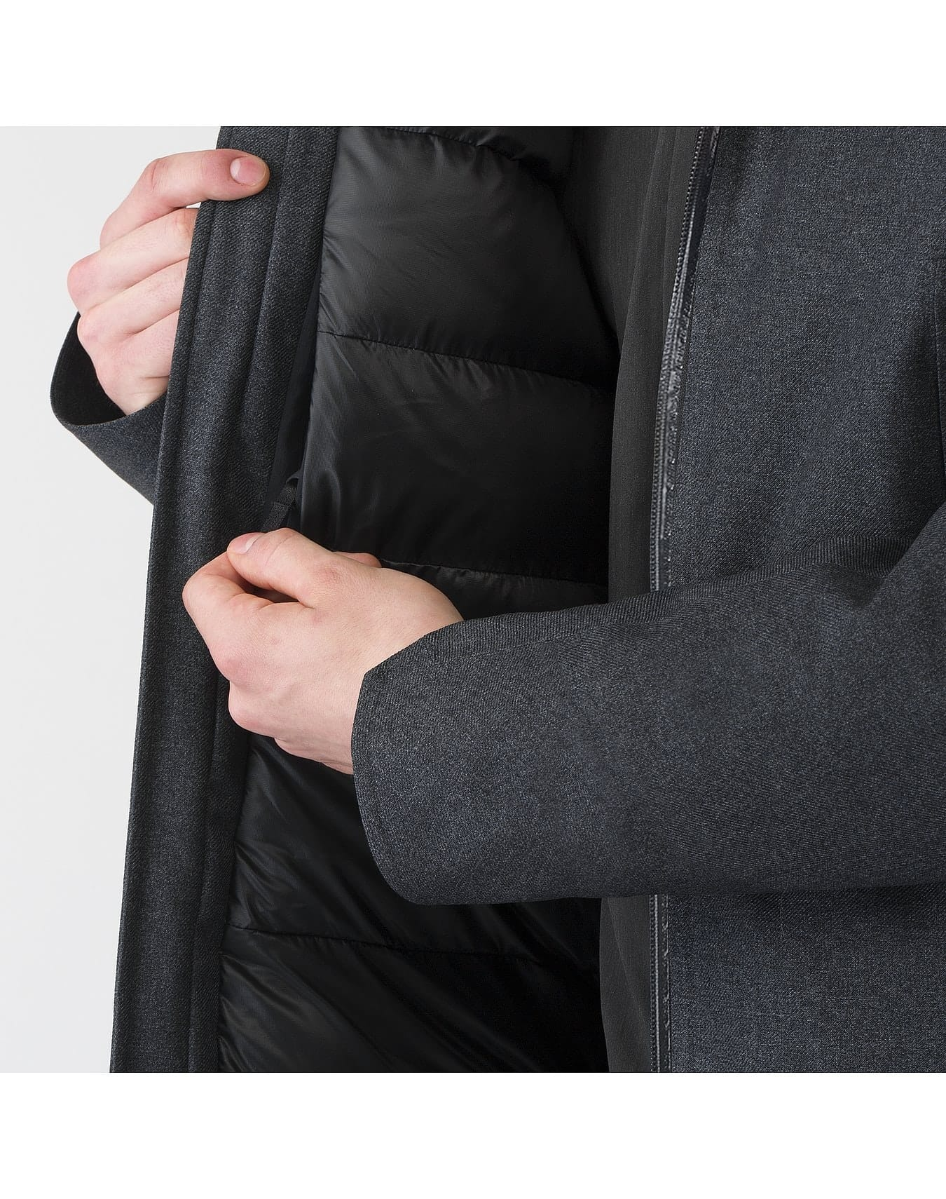 Arcteryx Veilance Monitor Down Tw Coat Haven Jaket Parka Df K94 First Introduced A Few Seasons Prior As Nyc Concept Store Exclusive Unveils Higher Production Run Of Its Proprietary Woven Twill Textile