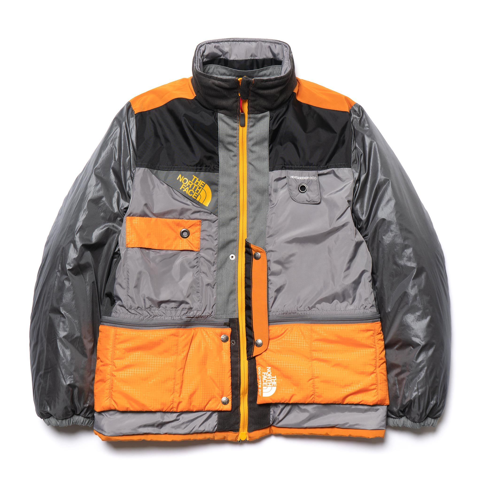 Junya Watanabe continues to deconstruct The North Face equipment and turn  them into wearable garments. After utilizing duffle bags and backpacks 078804e60
