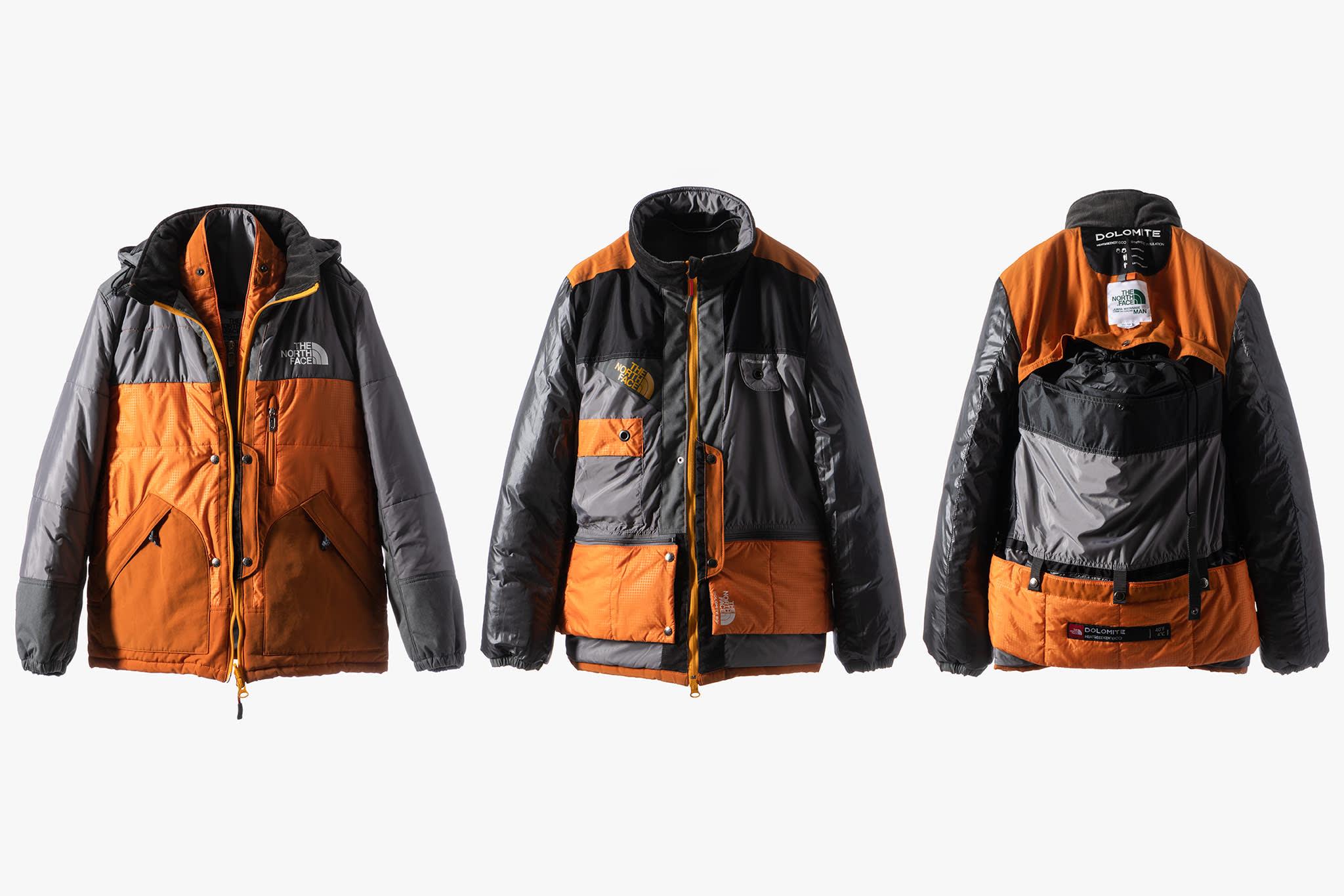 2e8de638c Junya Watanabe MAN Transforms a The North Face Sleeping Bag ...
