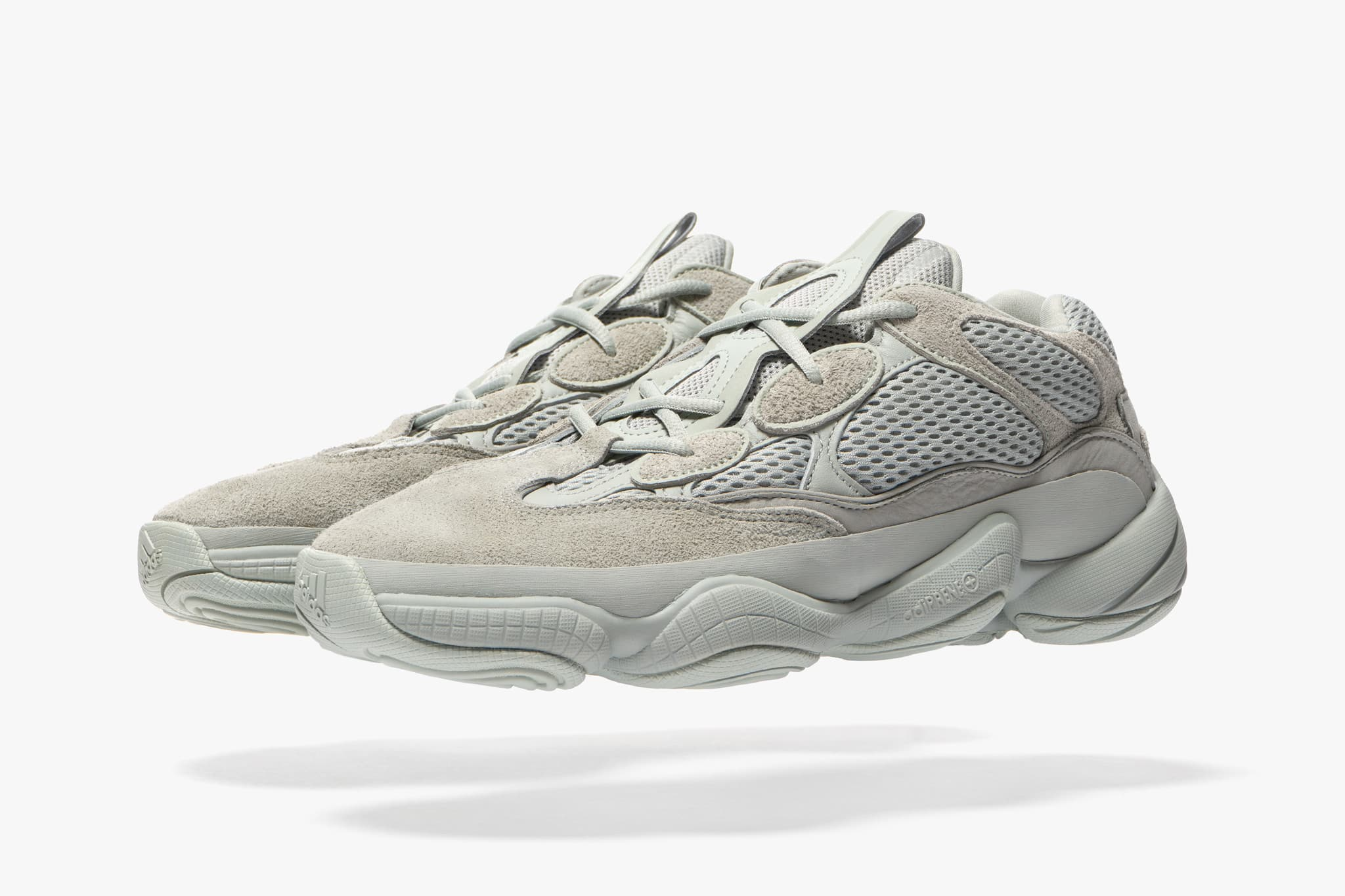 quality design 5bab9 e73b3 adidas Yeezy 500 'Salt' | Release Date: 11.30.18 | HAVEN