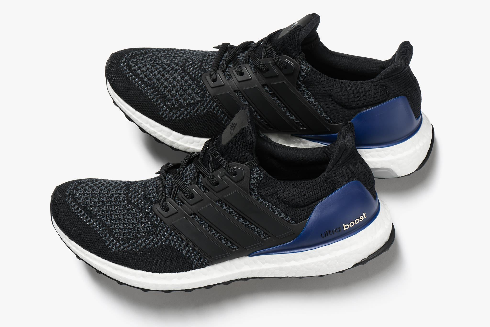 more photos 6e713 60b97 adidas Ultraboost OG Black/Navy | Release Date: 12.01.18 ...