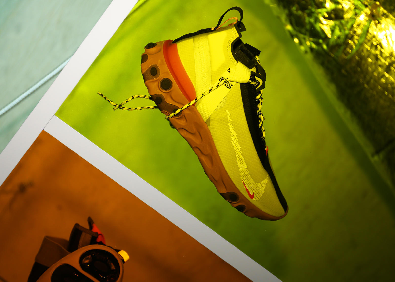 d3d86dd448c4 Nike s footwear design has always been predicated on solving problems for  athletes. ISPA is a new program led by Nike Sportswear s special projects  team ...