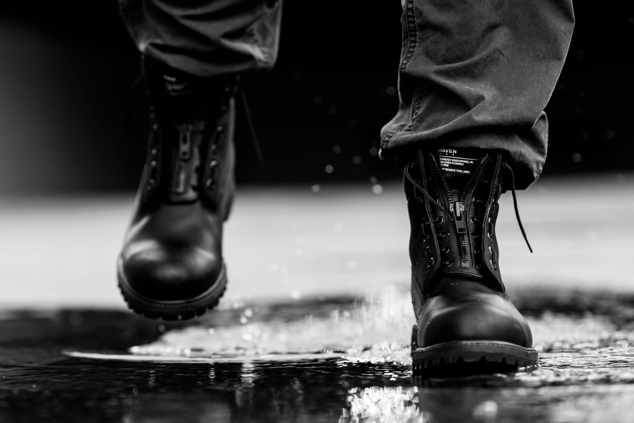 b5b1c47cd48 HAVEN / Timberland® GORE-TEX® 6-Inch Boots Editorial | HAVEN
