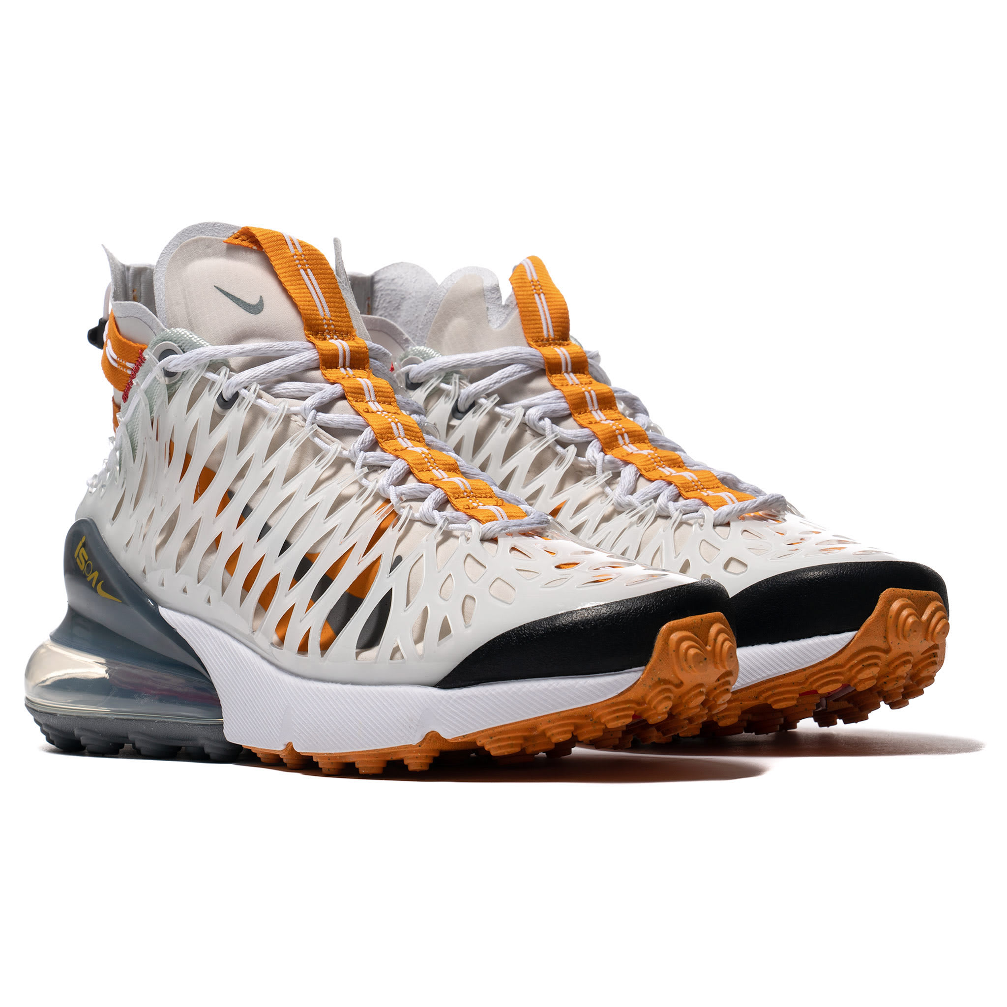 on sale 28d55 76e9c In continuing its ISPA program, Nike released the Air Max 270 ISPA  silhouette last week. Arguably one of Nike's most ambitious and unique  campaigns, ...
