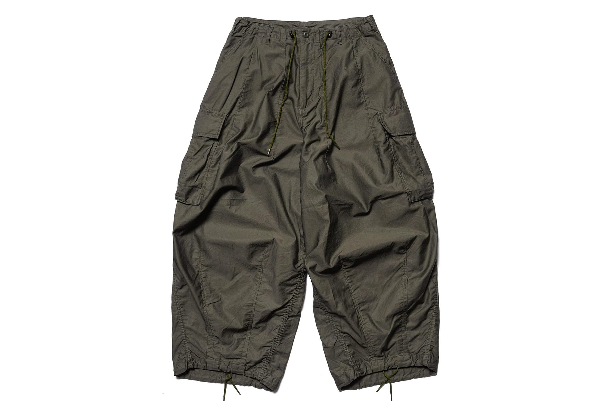 HAVEN needles bdu cargo pant olive nepenthes havenshop rebuild by needles new york japan