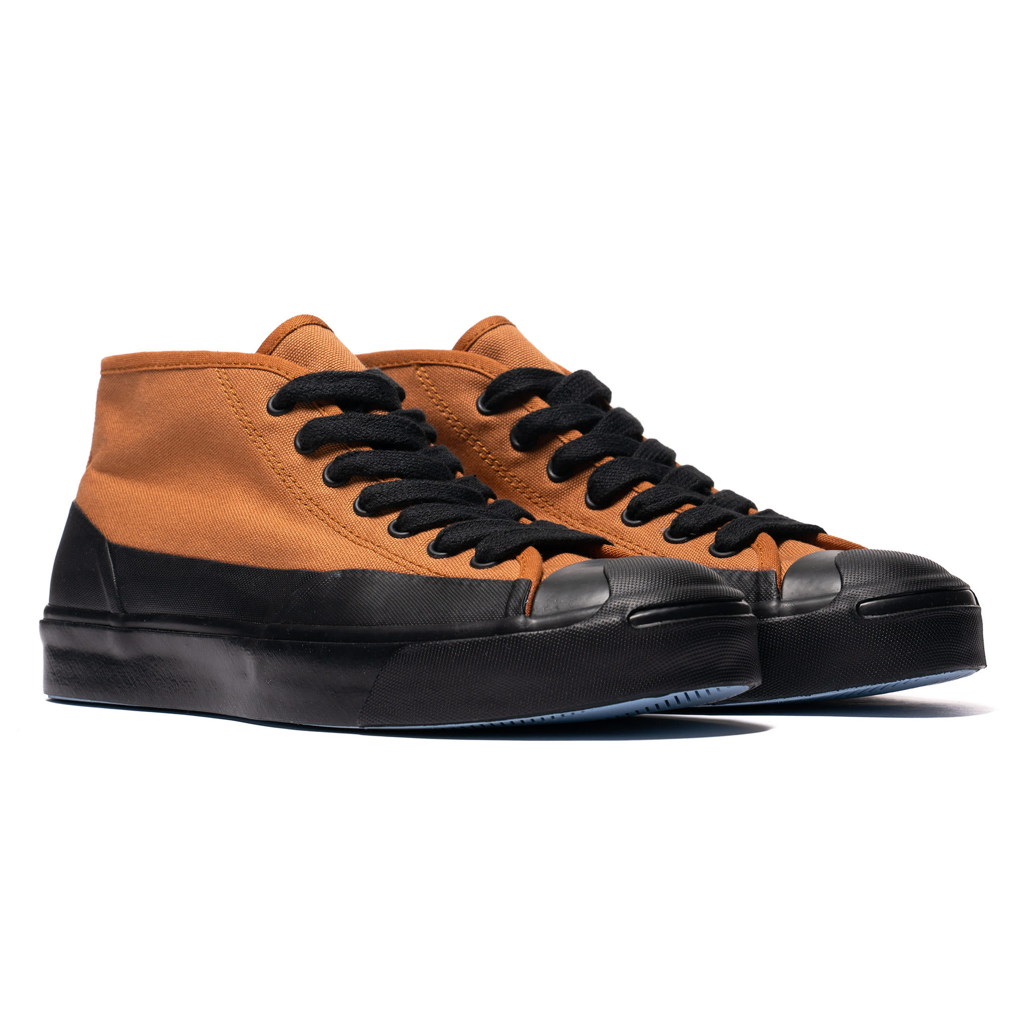 1ddb573107b21 Converse once again teams up with A AP Nast for an innovative take on the Jack  Purcell silhouette. The Trillmatic rapper