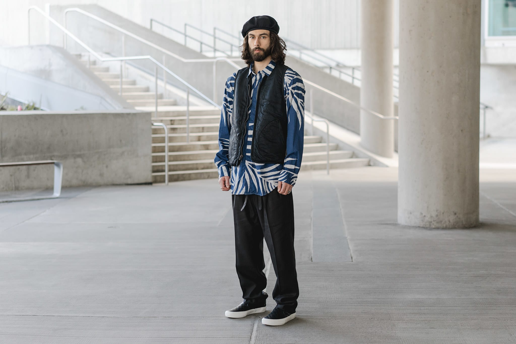 LOOKBOOK visvim Engineered Garments ss19 haven