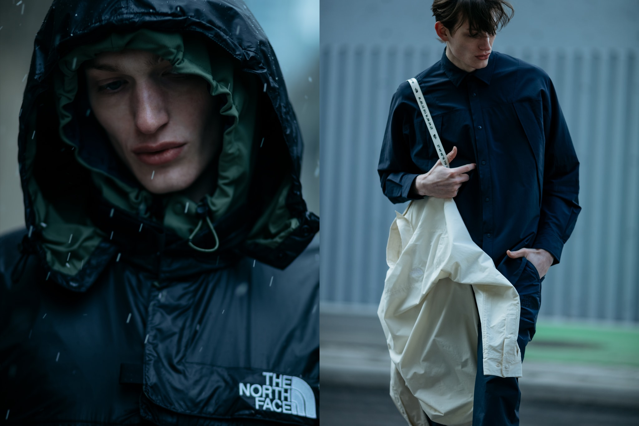 The North Face Black Series with Kazuki Kuraishi | HAVEN Spring / Summer 2019 Editorial