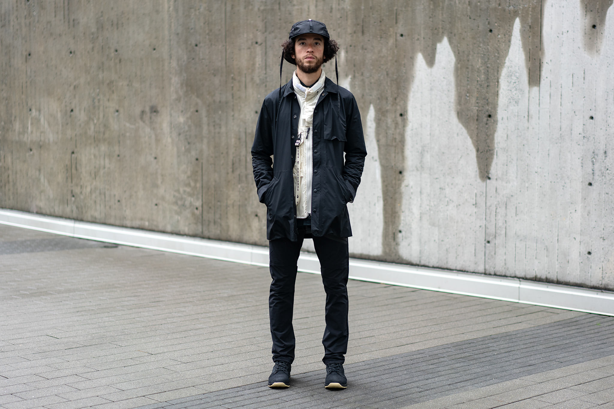 HAVEN SS19 LOOKBOOK MOUNTAIN RESEARCH THE NORTH FACE BLACK SERIES HOBO
