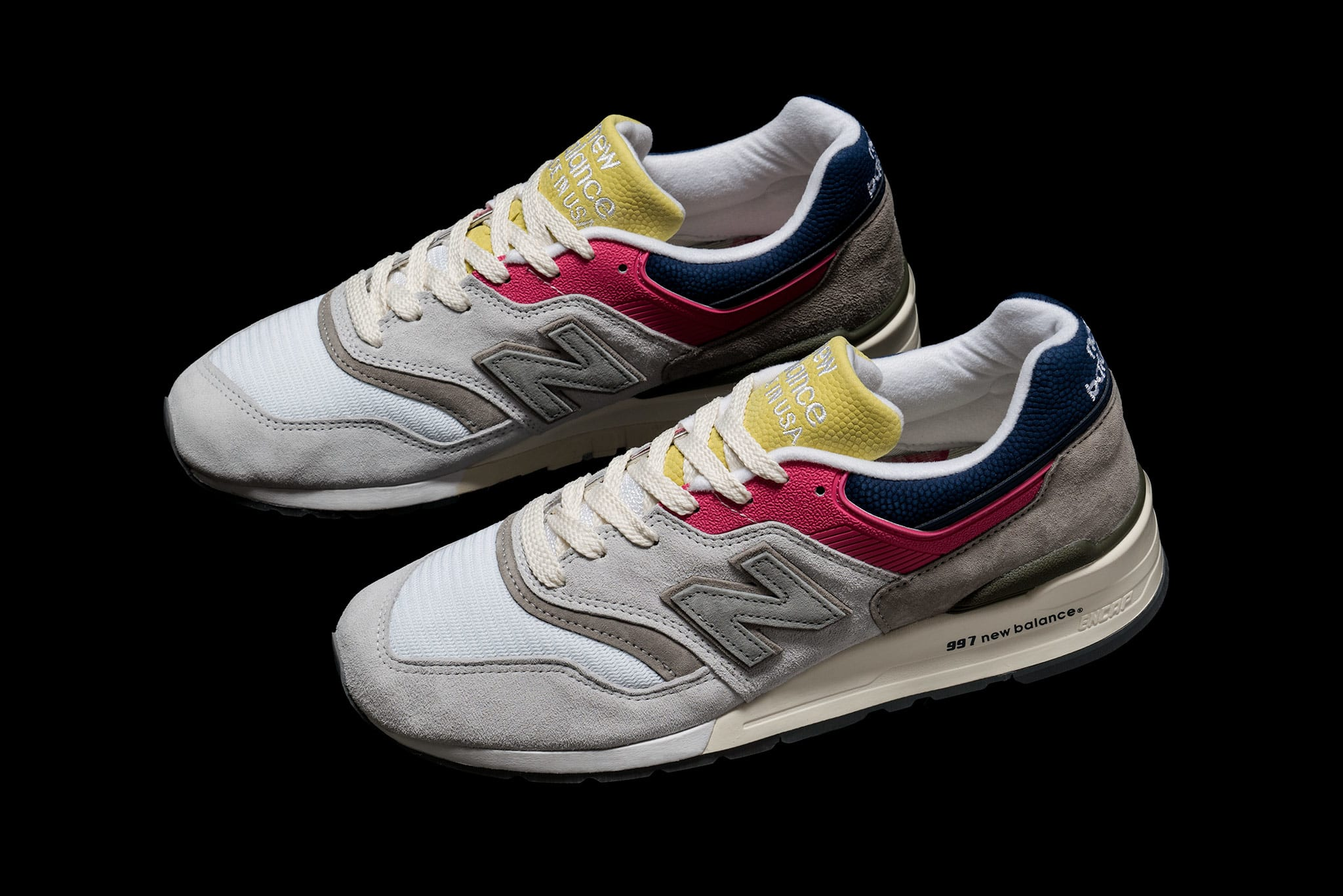 NEW BALANCE AIMÉ LEON DORE M997ALL SS19 HAVEN