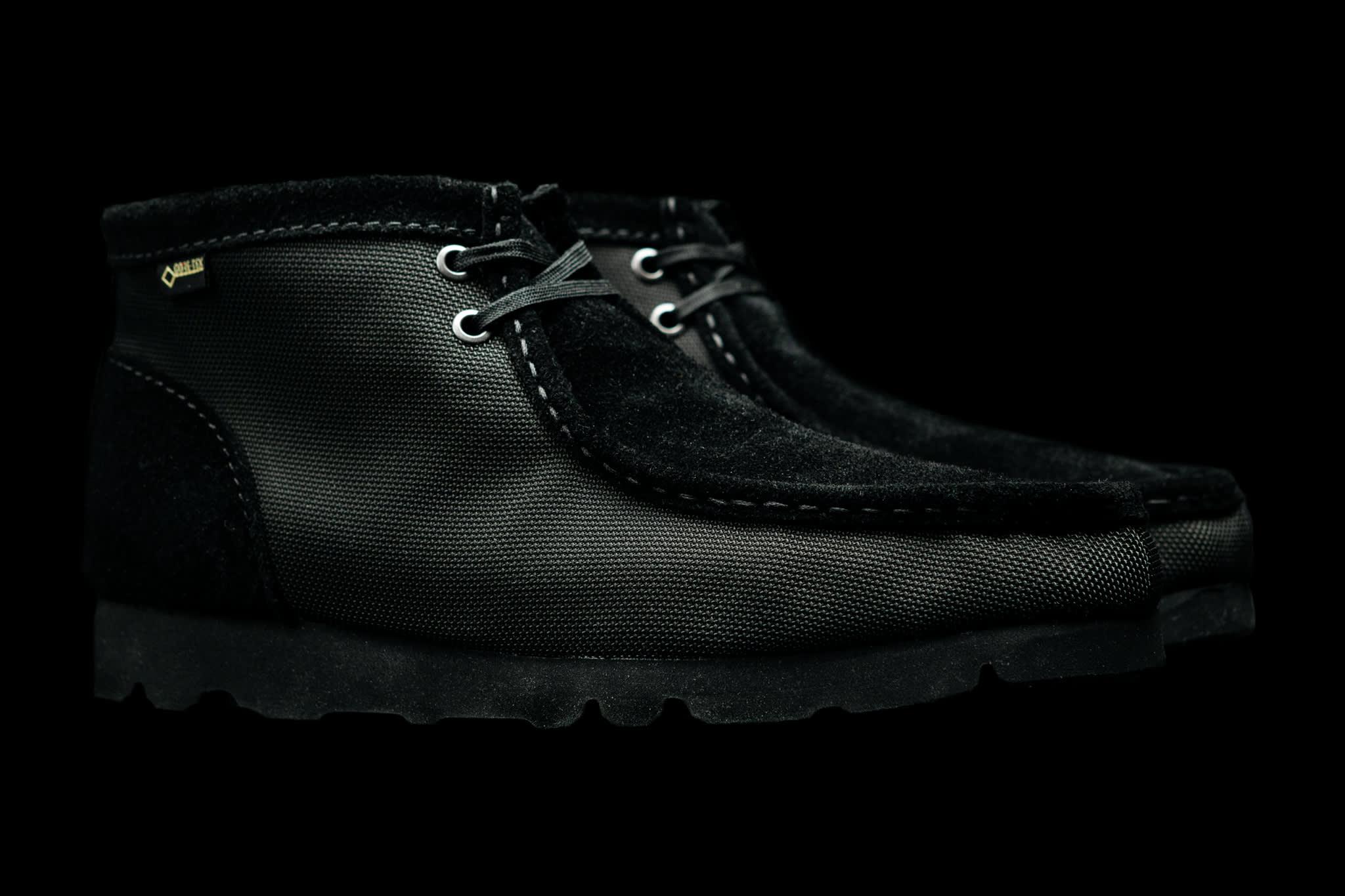 HAVEN / CLARKS® ORIGINALS GORE-TEX® Ballistic Wallabee Boots