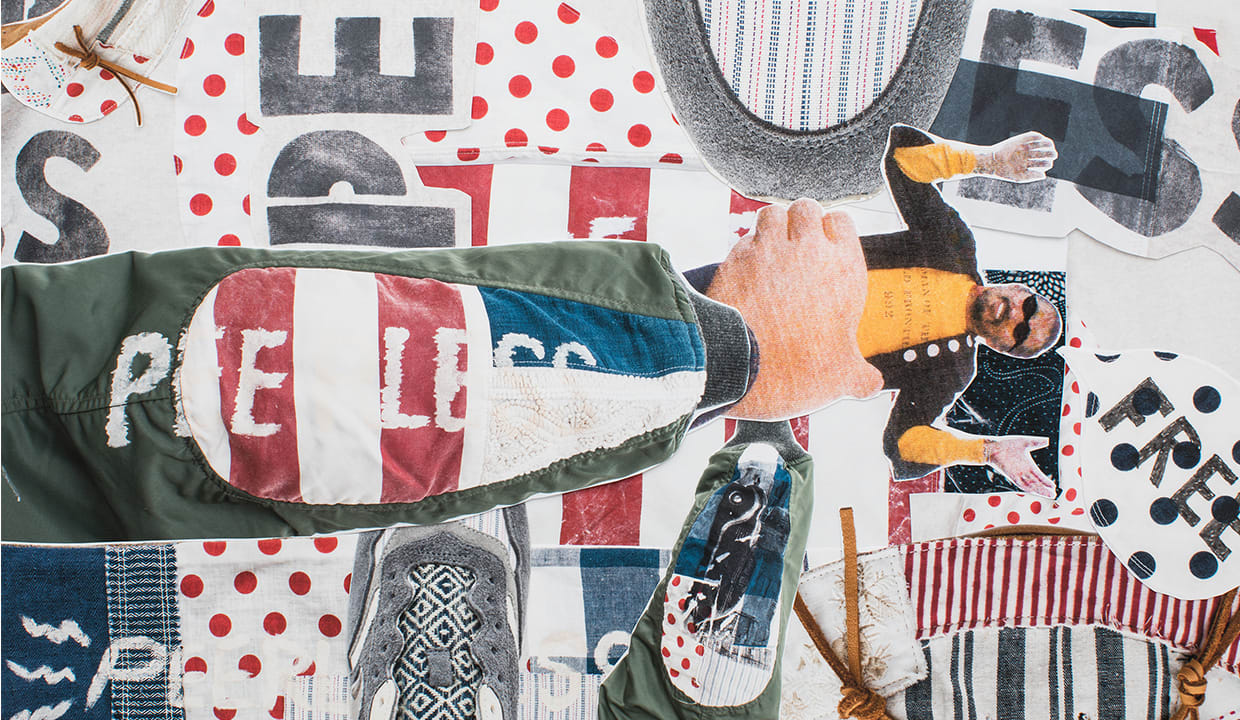 visvim collage dissertation