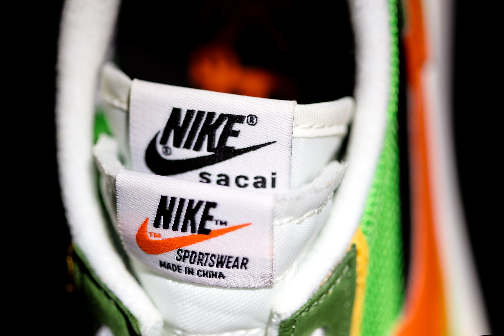 NIKE x sacai | HAVEN Feature