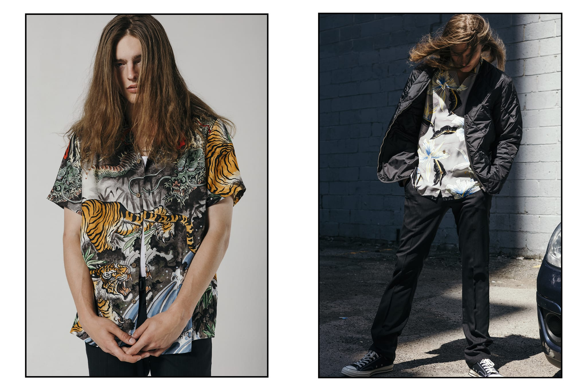 WACKO MARIA | HAVEN Spring / Summer 2019 Editorial