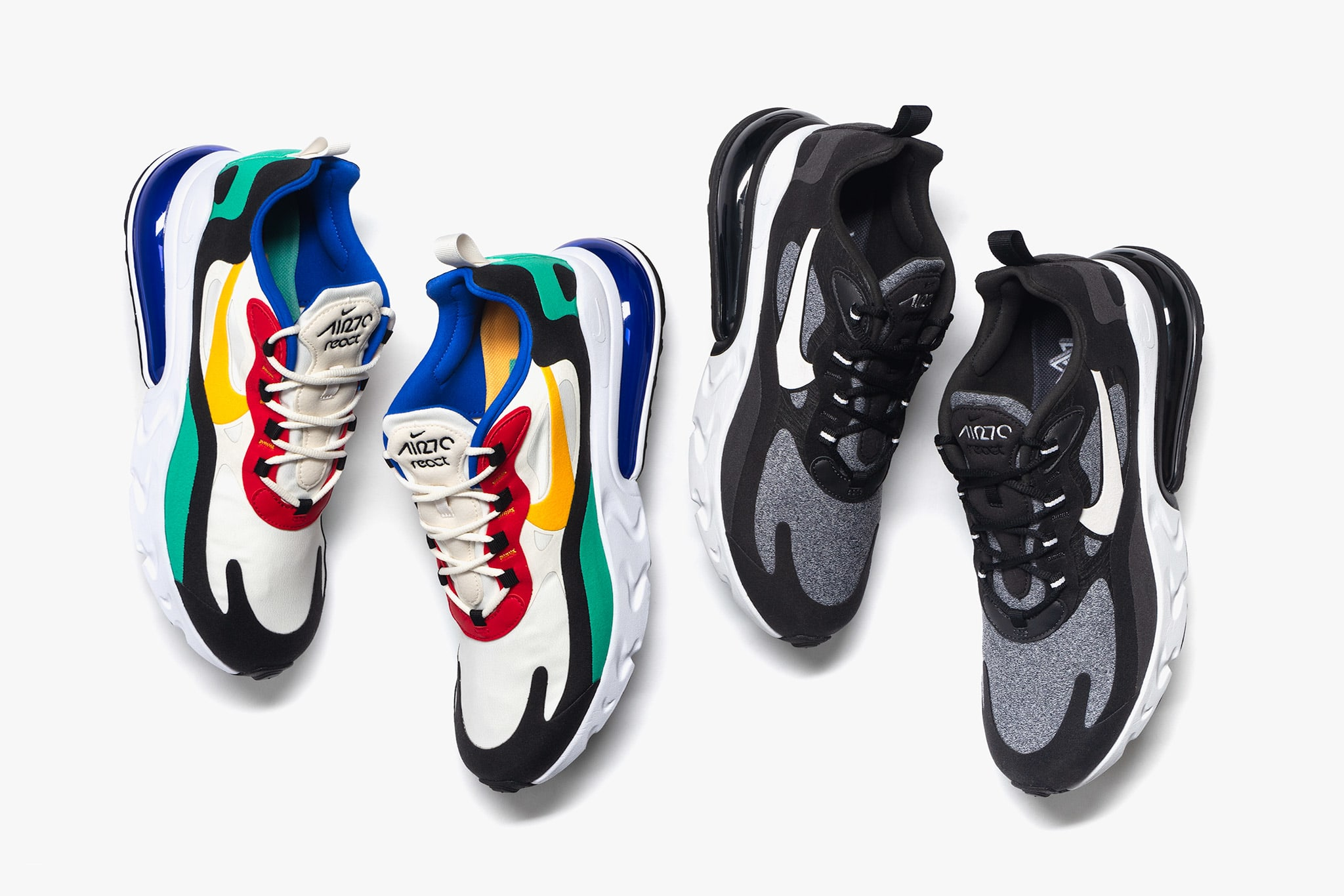 Nike Air Max 270 React | Release Date: 07.03.19 | HAVEN