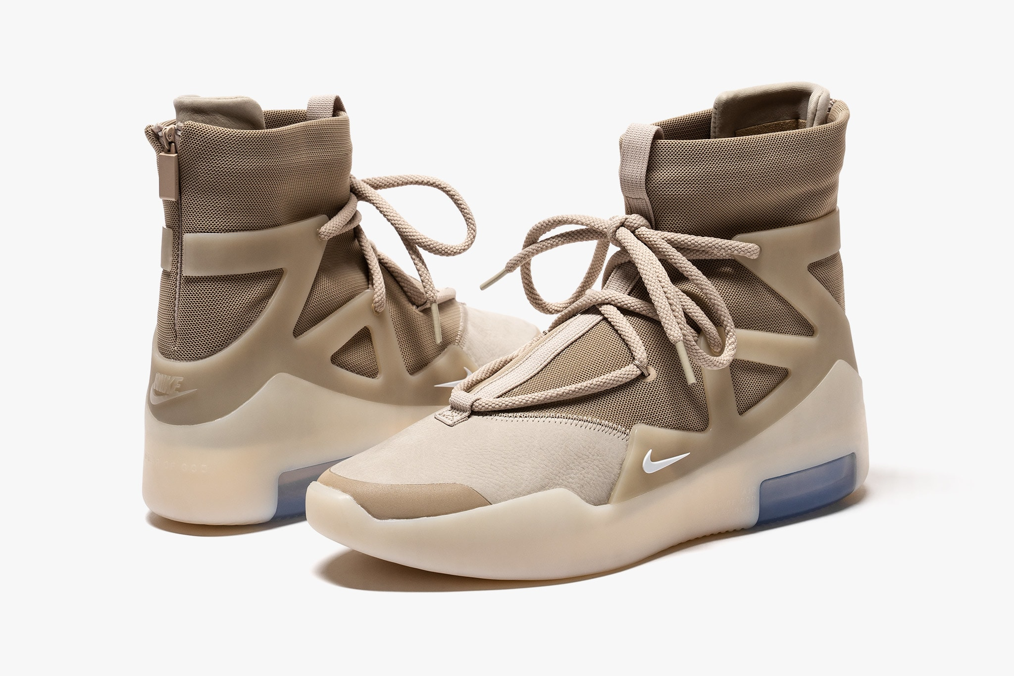 JERRY LORENZO FEAR OF GOD 1 FW19 HAVEN