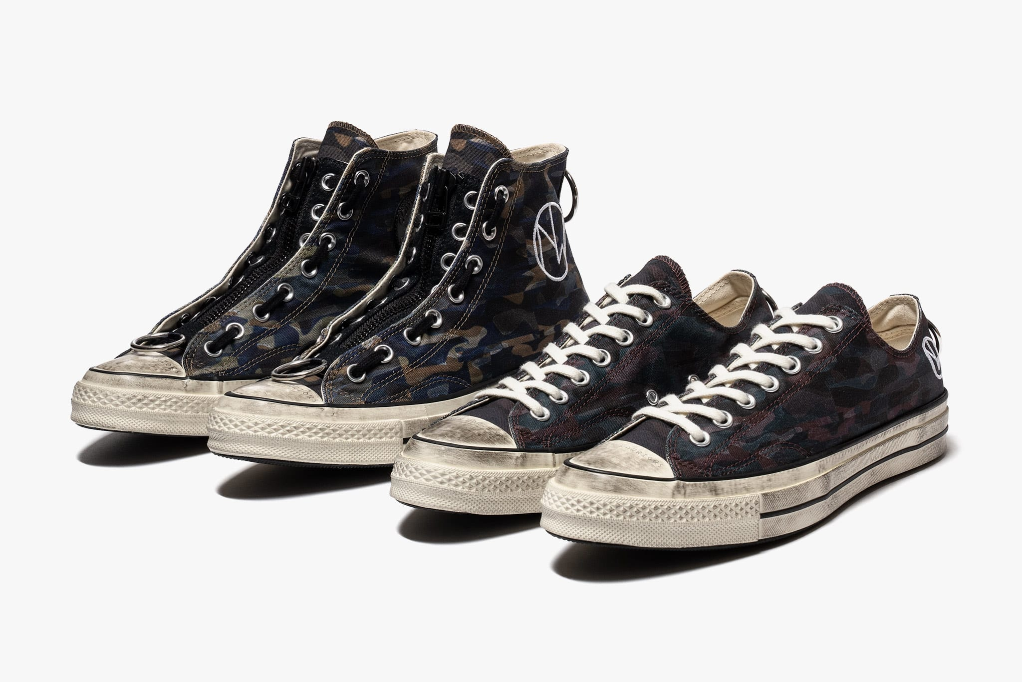 Converse Undercover Chuck Taylor 1970 70 ox CT70 HAVEN