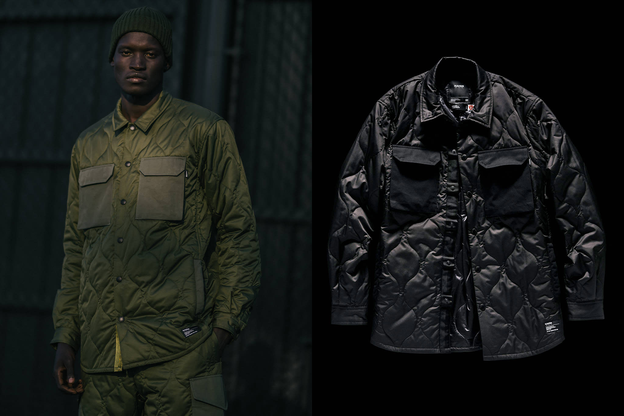 HAVEN FW19 PrimaLoft Product Focus