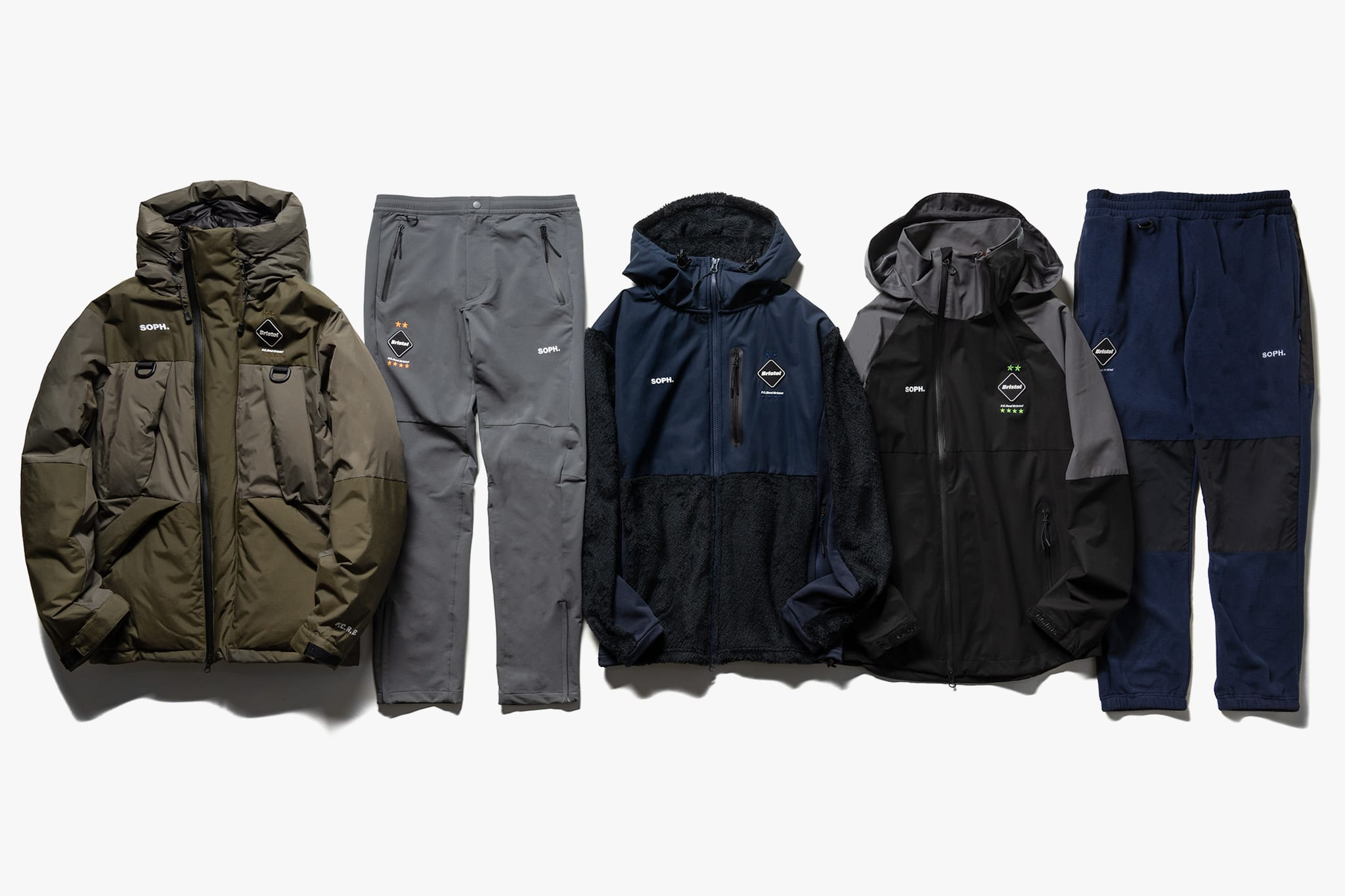FCRB NEW ARRIVALS HAVEN FW19