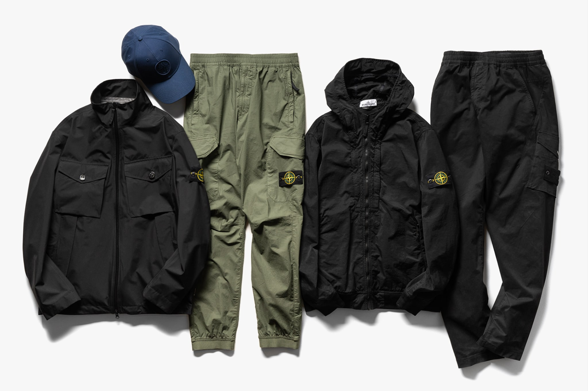 STONE ISLAND SS20 NEW ARRIVALS HAVEN