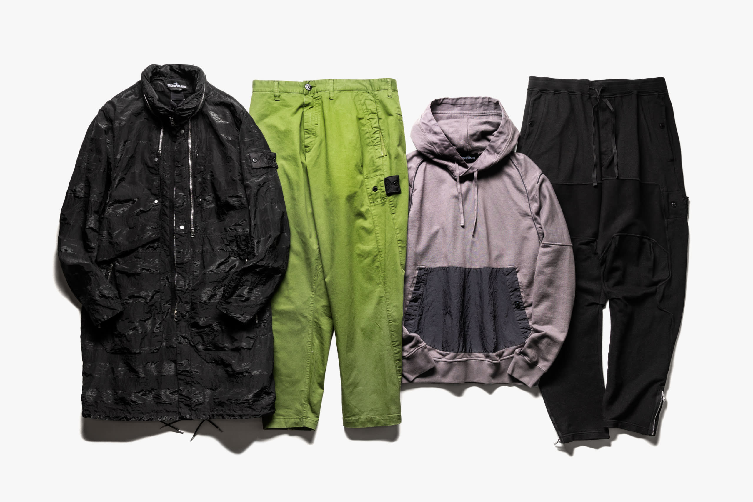 STONE ISLAND SHADOW PROJECT SS20 NEW ARRIVALS HAVEN