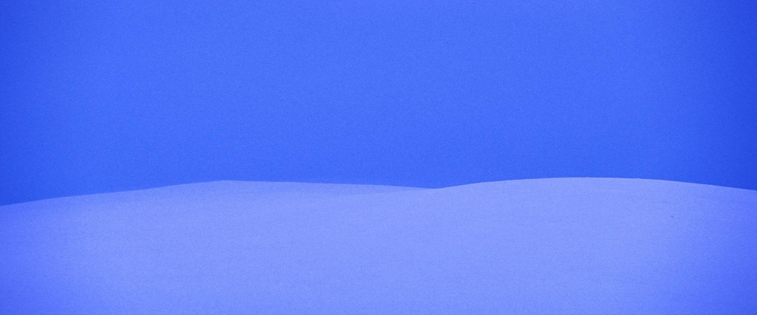 Blue hour. Photo: Trym Ivar Bergsmo, nordnorge.com
