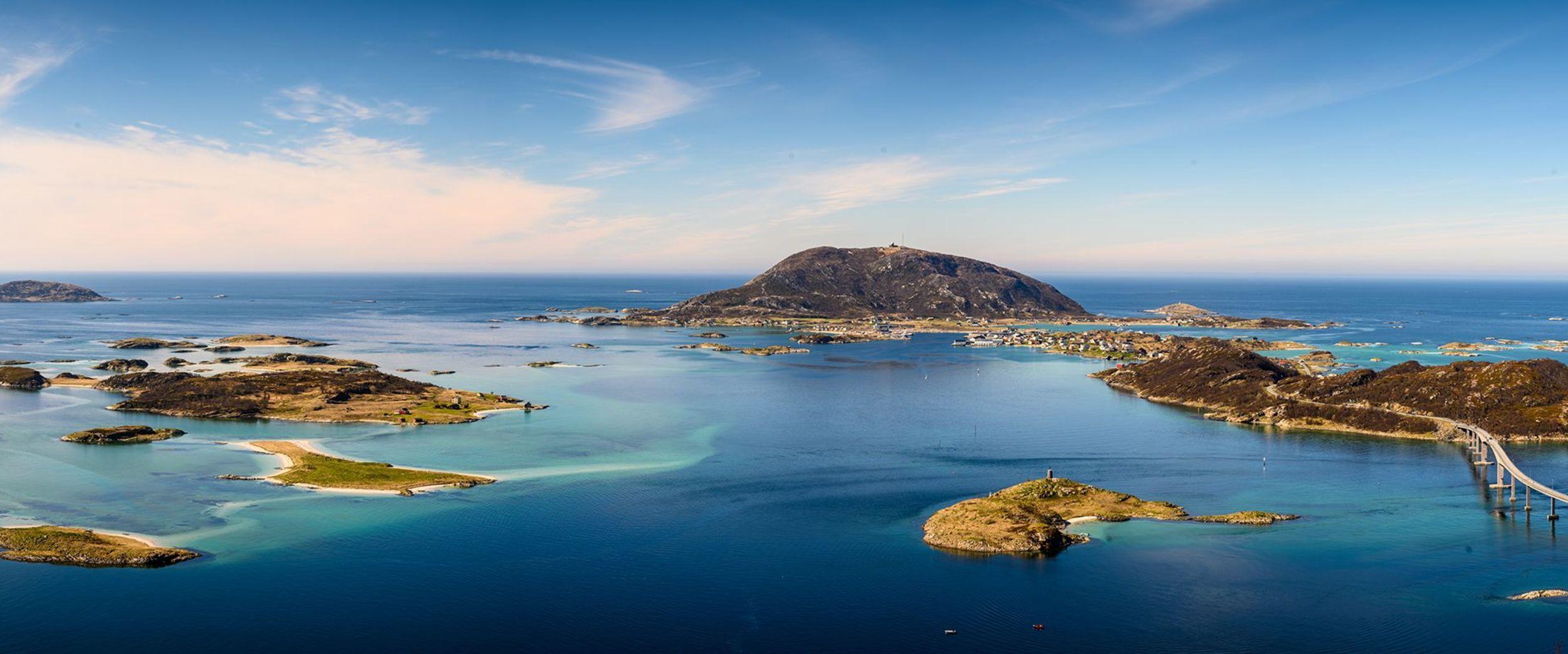 Islands Norway