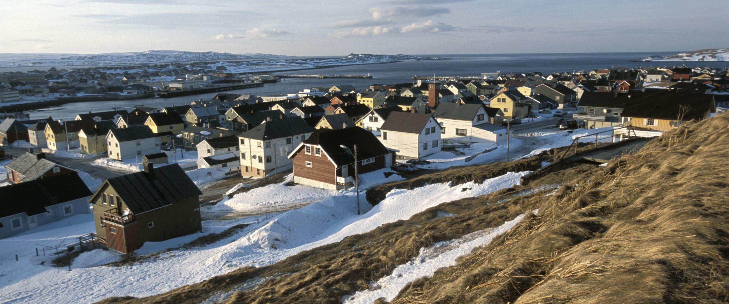 Vardø. Photo: Terje Rakke, Nordic Life, nordnorge.com