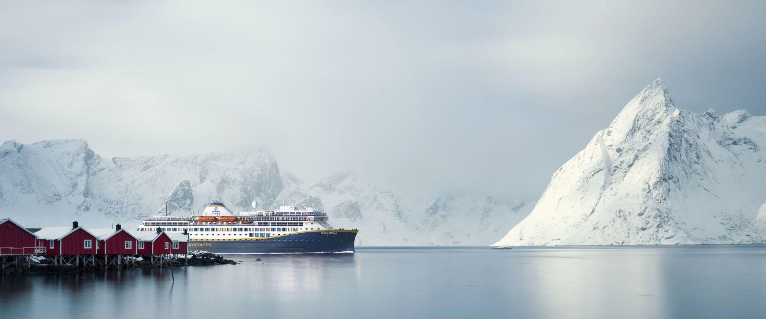 Havila Voyages loves Lofoten
