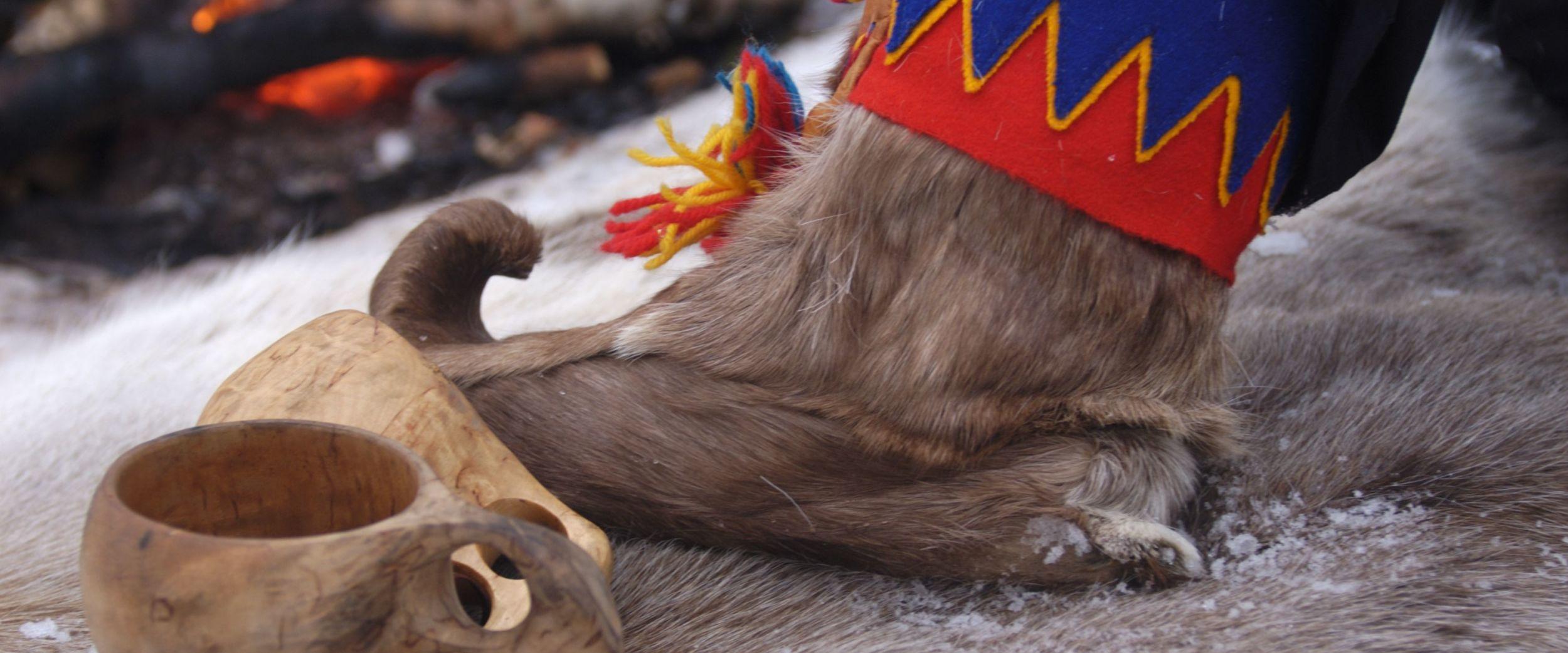 Sami arts and crafts, duodji. Photo: Trym Ivar Bergsmo, nordnorge.com