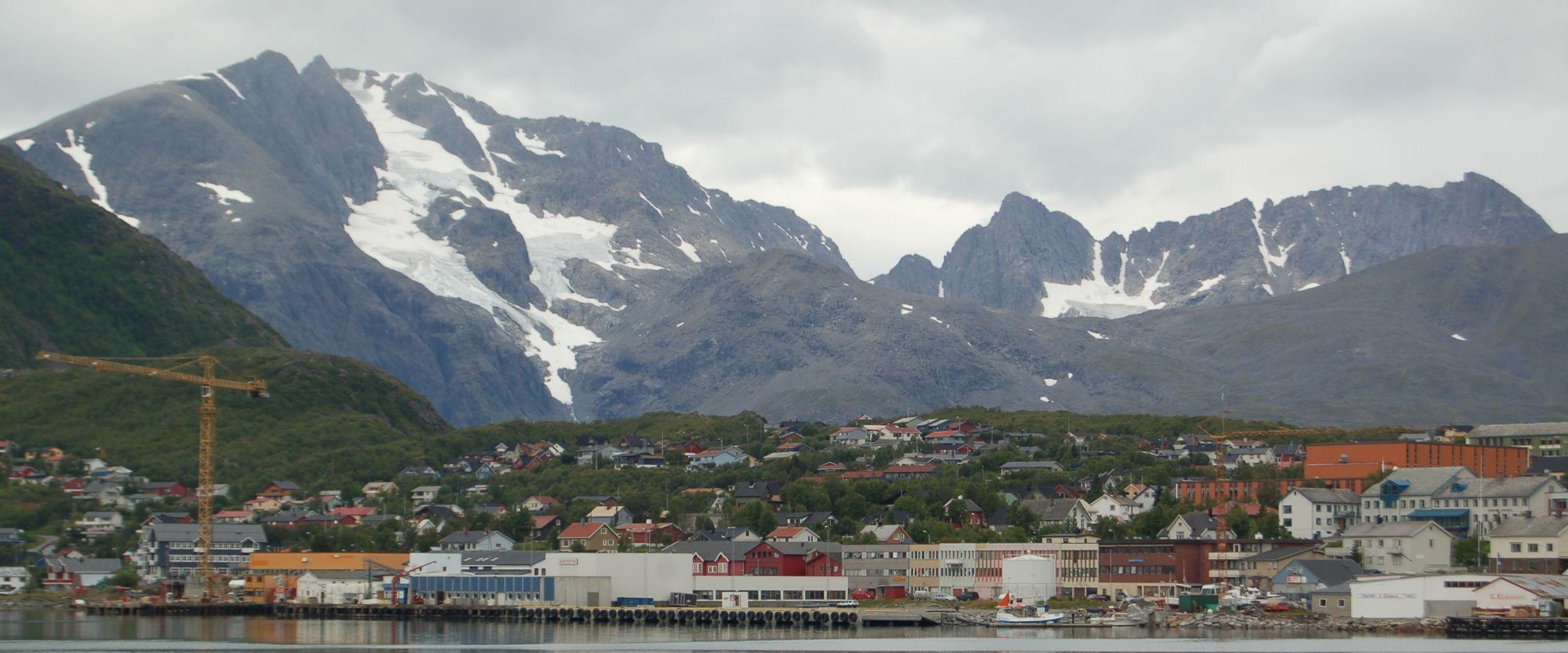 Skjervøy, Photo: Holger Buricke, nordnorge.com