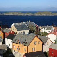 Ona small community outside Molde.