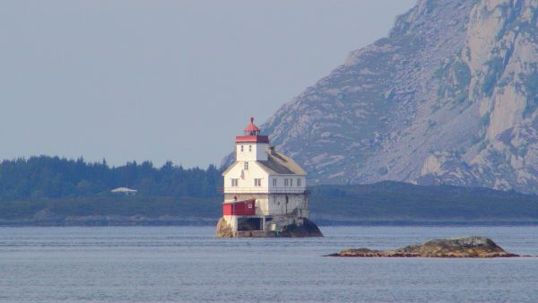 Lighthouse Norway Florø