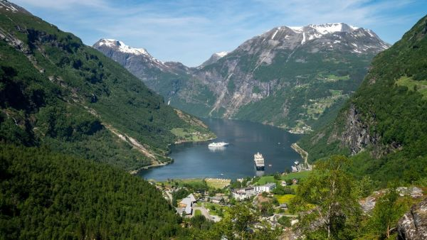 Geiranger. Photo: Visitnorway.com