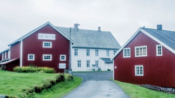 Lofoten Museum. Photo: Thomas Rasmus Skaug, visitnorway.com