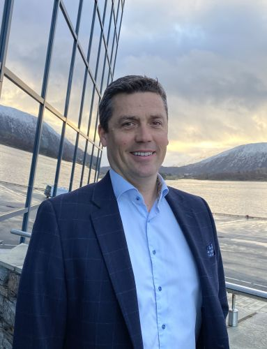 Arild Myrvoll, CEO Havila Voyages