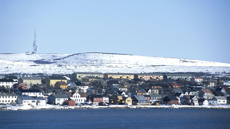 Vadsø in the winter, Photo: Terje Rakke, Nordic Life, nordnorge.com