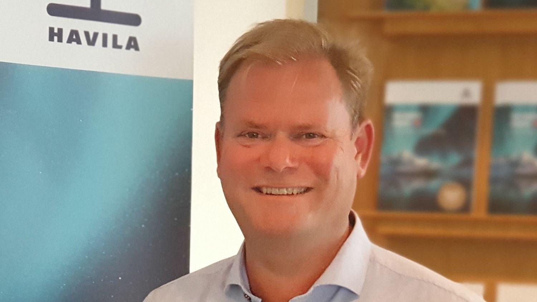 Bent Martini, CEO in Havila Kystruten