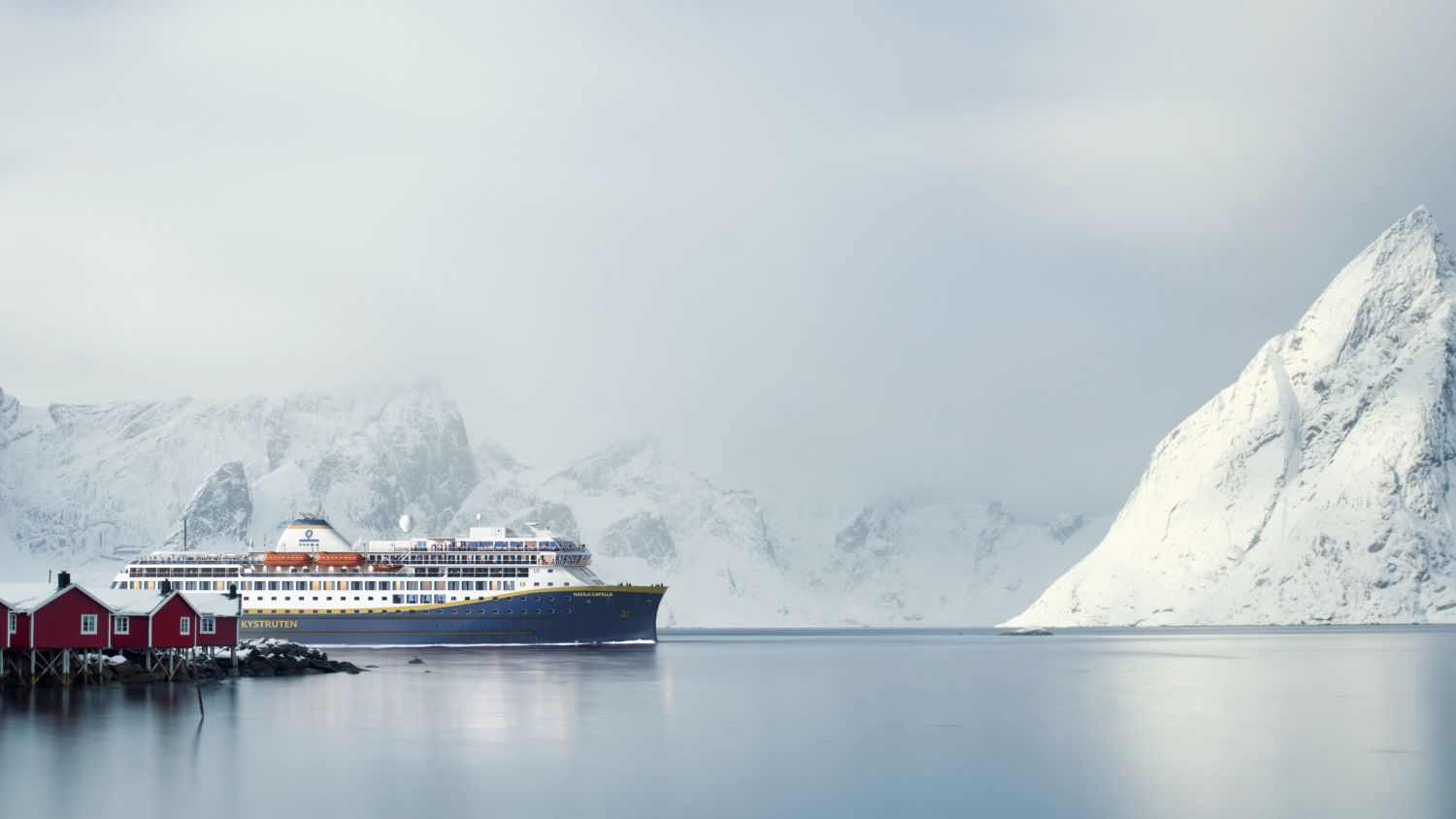 Havila Voyages loves Lofoten